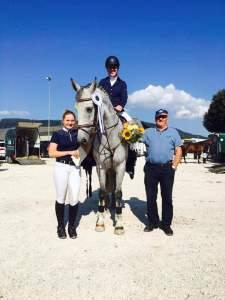 Bartli mit Lea und Céline