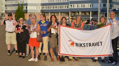 Vinnare av Rikstravet 2013