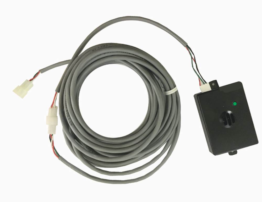 medium resolution of both detectors include a 20 ft connector wire and sensor block