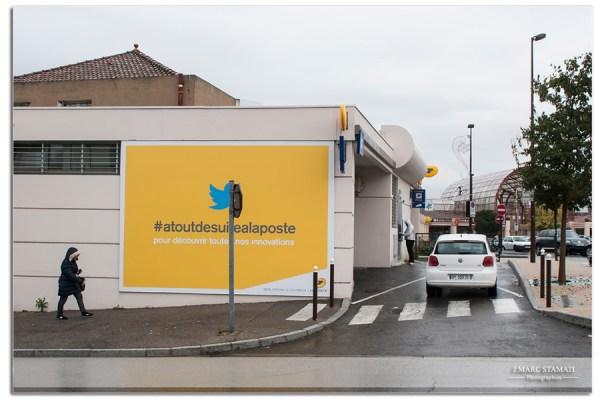 Reportage entreprise Avignon. La Poste