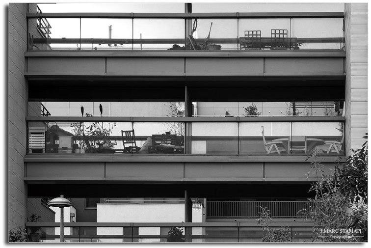 photographe Lyon noir et blanc, confluence