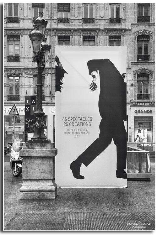 photographe Avignon noir et blanc. La presqu'île