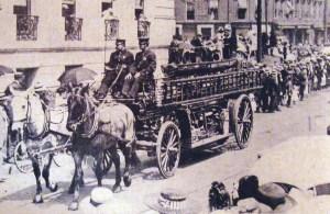 1912 South End Hook & Ladder