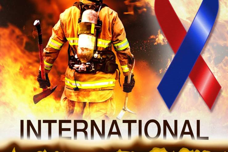Did You Know That Today Is International Firefighter's Day?