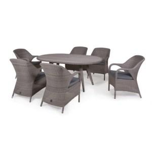 Sussex 6 Seat Dining Set