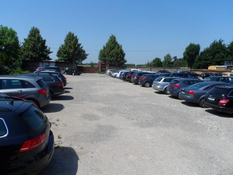 Stammparkplatz