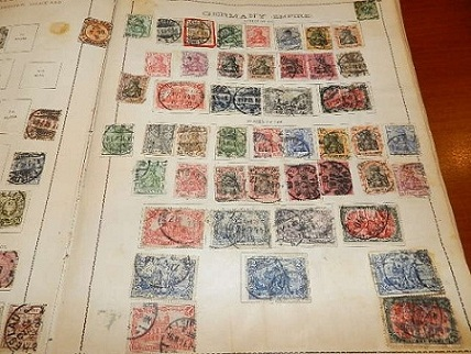 stamp condition a collector
