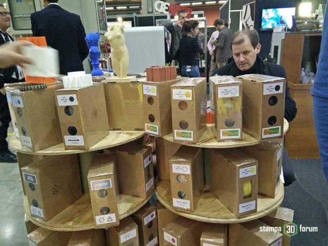 TreeD Filaments filamenti stampa 3d
