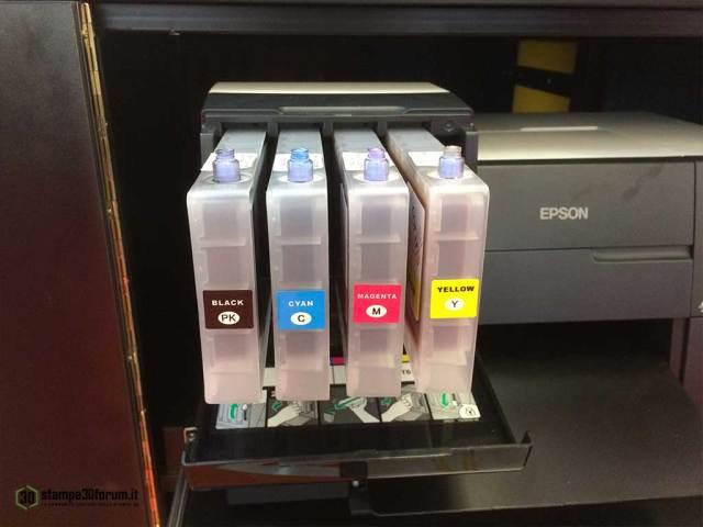 mcor iris stampa 3d carta
