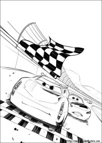 Disegni de Cars 3