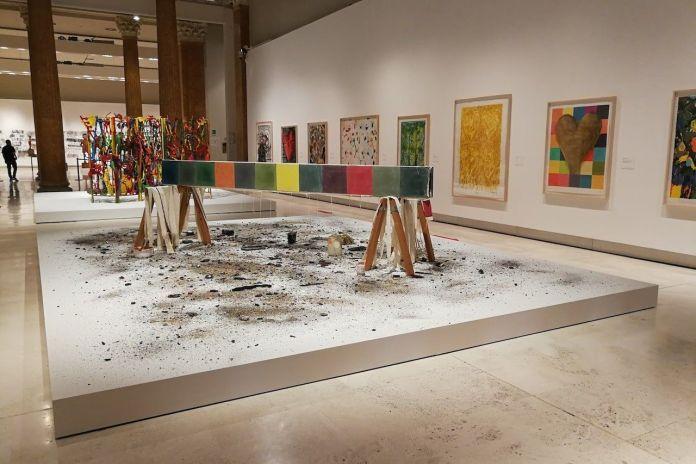 La mostra di Jim Dine a Roma, Palazzo delle Esposizioni