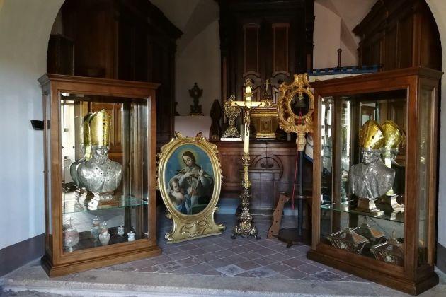 sagrestie della Cattedrale di Anagni