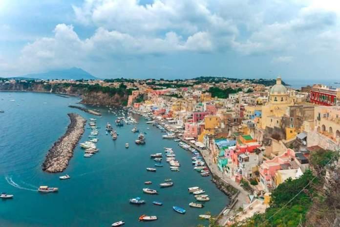 Capitale italiana della cultura 2022, c'è anche Procida nella short list