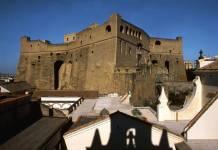Campania, la fortezza di Castel Sant'Elmo a Napoli
