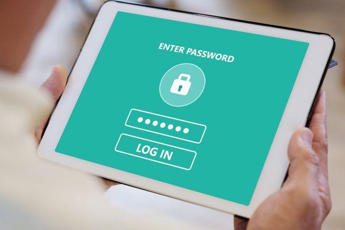 Password sicura per account web