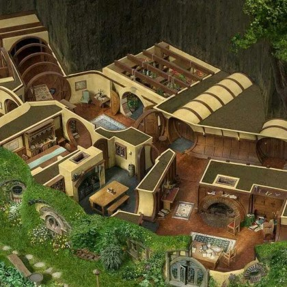 Progetto Villaggio Hobbit