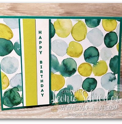 Stepping it Up with Leonie Schroder Independent Stampin' Up! Demonstrator