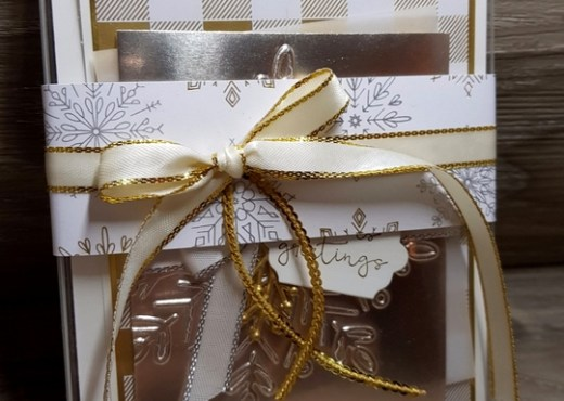 Boxed Set using Year of Cheer Suite by Leonie Schroder Independent Stampin' Up! Demonstrator Australia