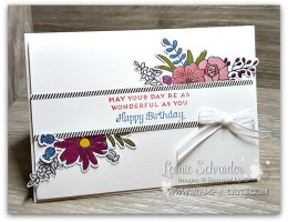 Sweet Soiree Brithday by Leonie Schroder Independent Stampin Up Demonstrator