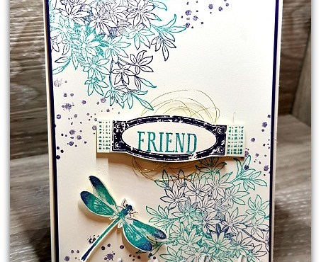 Awesomely Artistic by Leonie Schroder Independent Stampin' Up! Demonstrator Australia