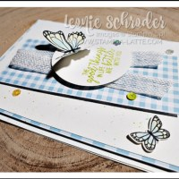 Good THings with Butterfly Gala Bundle by Leonie Schroder Independent Stampin' Up! Demonstrator Australia