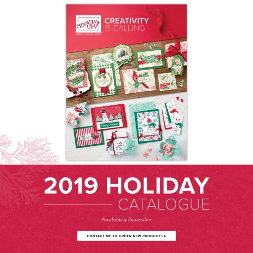 Shop the new Stampin' Up! Holiday Catalogue with Leonie Schroder Independent Stampin' Up! Demonstrator Australia