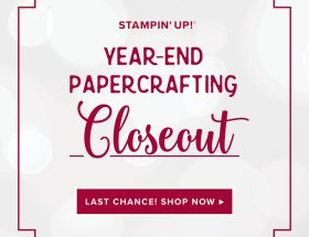 Year End Closeout Sale - Shop with Leonie Schroder Independent Stampin' Up! Demonstrator Australia