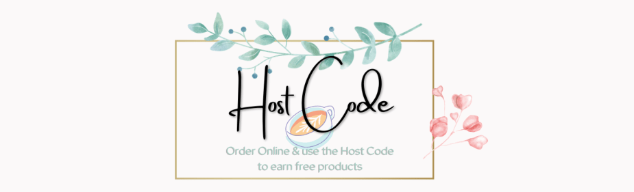 use the Host Code for free gifts from Leonie Schroder Independent Stampin Up! Demonstrator Australia