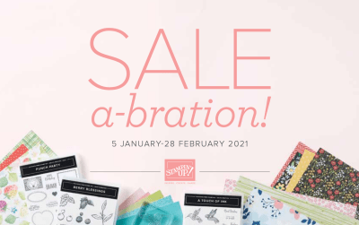 Sale-A-Bration Begins