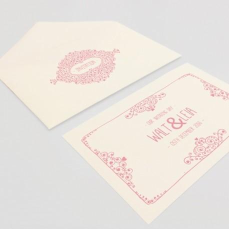 cartes d invitation avec enveloppe