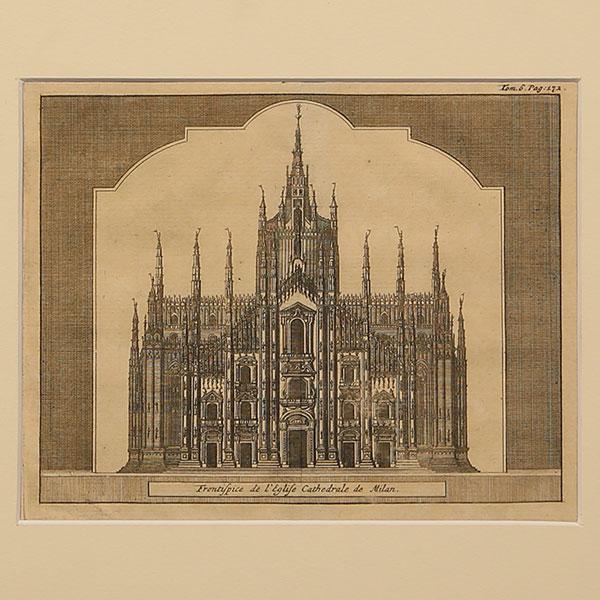 Stampe e quadri antichi  Milano  Bottega delle Stampe