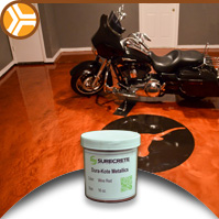 DuraKote Metallics - Pearls for High Gloss Epoxy Flooring
