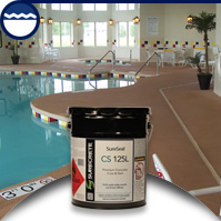 SureSeal CS 125L - Low VOC Concrete Cure and Seal 12.5% Solids