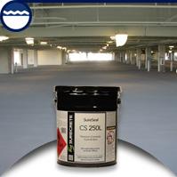 SureSeal CS 250L - Low VOC Cure and Seal for Concrete 25% Solids