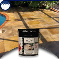 SureSeal HS 240 - Driveway and Pool Deck Concrete Sealer Premium Acrylic Low VOC