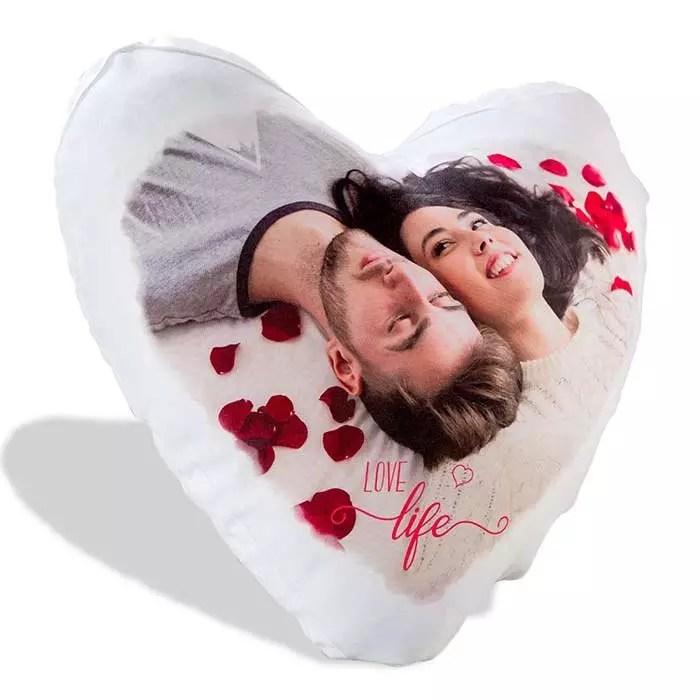 Cuscino cuore  FOTO REGALI  IDEE REGALO  Stampe per