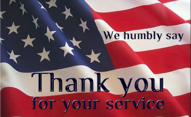 10 Ways To Thank Veterans For Their Service Word Sharpeners