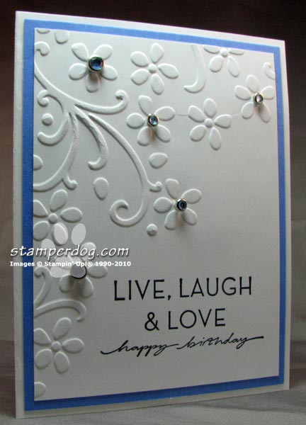 Happy Birthday After Party Stampin Up Demonstrator Ann