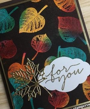 Joseph's Coat: Vintage Leaves