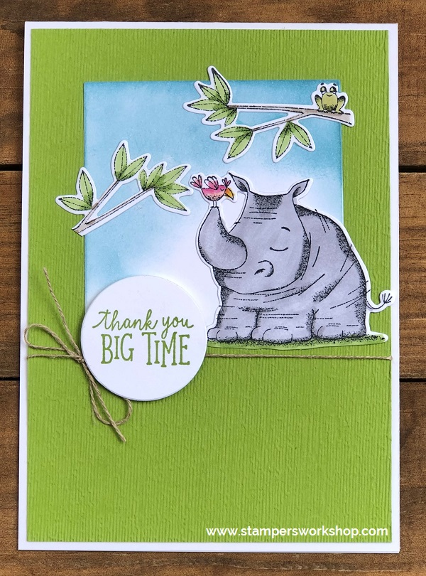 Card-AnimalOuting-ThankYouBigTime-StampersWorkshop