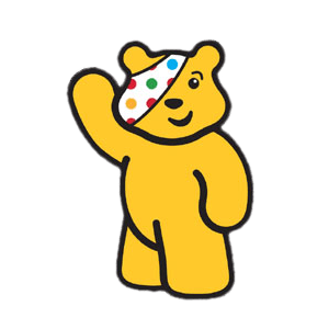 Image result for free image pudsey bear
