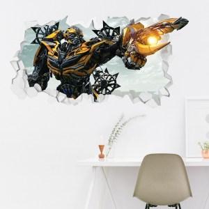 Adesivo 3D ~ Transformers