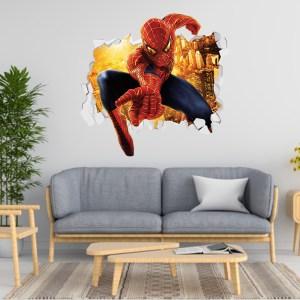 Adesivo 3D ~ Spider-Man #3