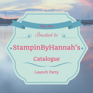 Stampin' Up! UK catalogue launch party 2015