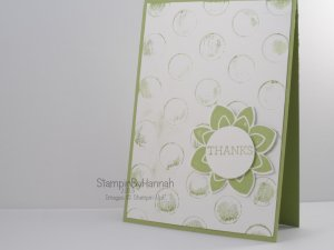 Stampin' Up! UK letterpress ink Embossing folders