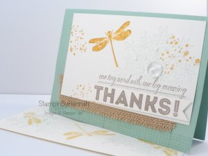 Stampin' Up! UK Awesomely Artisitic Telford Make and Take