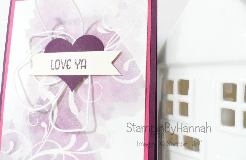Stampin Up! UK Everything Eleanor Valentines