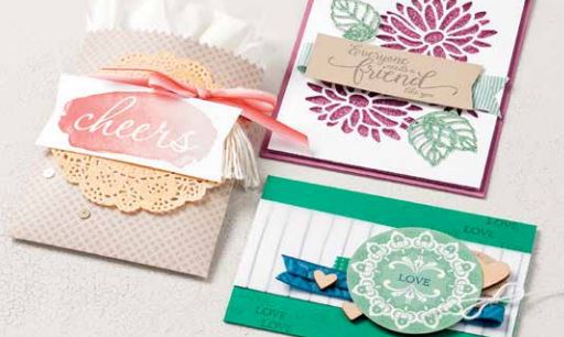 Sale-a-bration from Stampin' Up! UK
