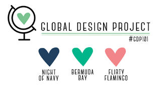 Global Design Project colour challenge