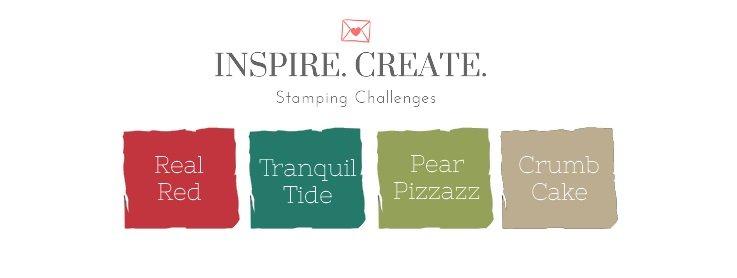 Inspire.Create.Challenge December Colour Challenge